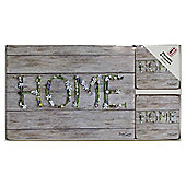 Home Placemat & Coaster Set