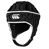 Canterbury Club Plus Headguard - Black - Black