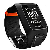 TomTom Adventurer│GPS Multi Sports Outdoor Watch│Cardio HR Heart Rate + Music│Running-Swimming-Cycling etc.│Black