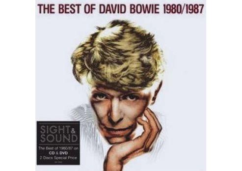 Best Of David Bowie 1980/1987 [Cd + Dvd]