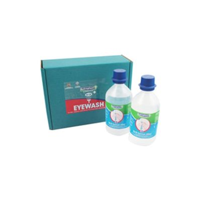 Wallace Cameron Sterile Eye Wash 500ml Pack of 2 2404039