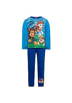 PAW Patrol Toddler Boys Pyjamas - Blue