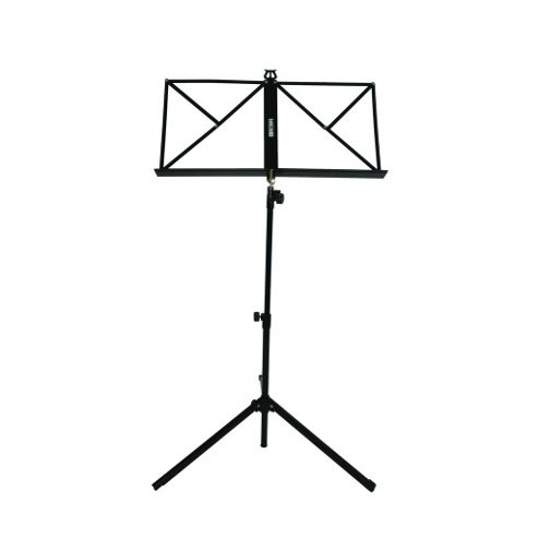 Lightweight Folding Sheet Holder Music Stand+Carry Bag