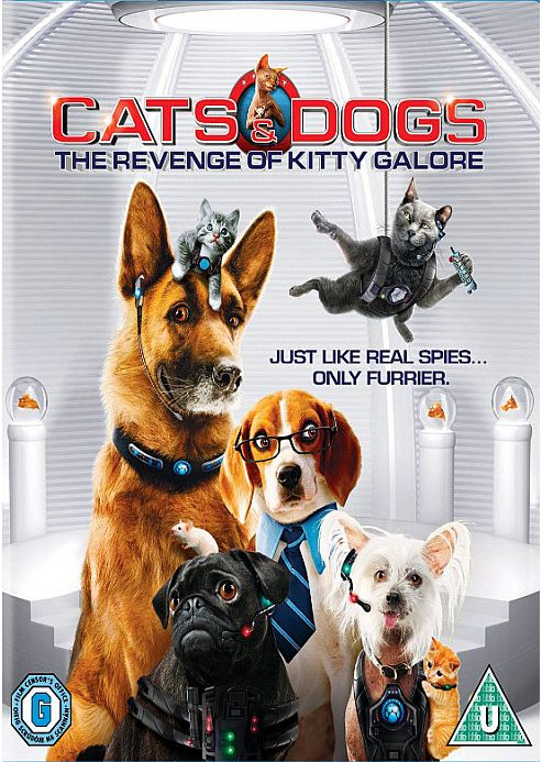 Cats And Dogs - The Revenge Of Kitty Galore (DVD)