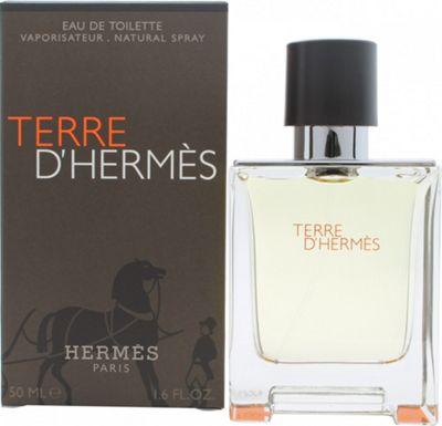 Hermès Terre d'Hermès Eau de Toilette (EDT) 50ml Spray For Men