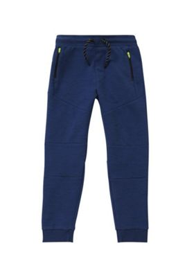 F&F Space Dye Joggers Blue 5-6 years