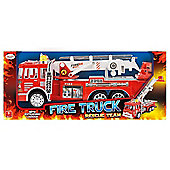 Toyrific Toys Rescue Team Fire Truck