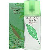 Elizabeth Arden Green Tea Tropical Eau de Toilette (EDT) 100ml Spray For Women