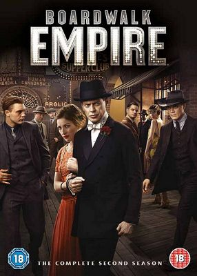 Boardwalk Empire - Series 2 - Complete (DVD Boxset)