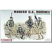 Dragon 3027 Modern Us Marines Figures Model Kit 1:35