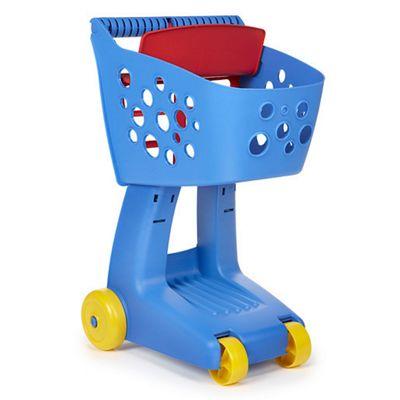 Little Tikes Lil' Shopper Cart - Blue