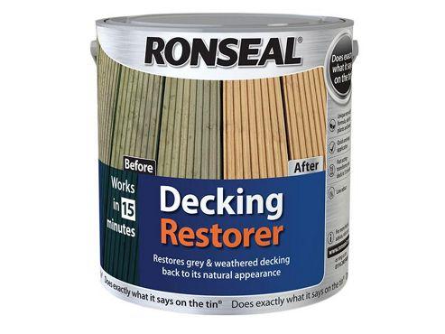 Ronseal DR25L 2.5L Decking Restorer