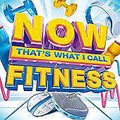 Various Artists Now That's What I Call Fitness (3CD)