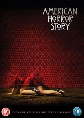 American Horror Story Seasons 1 & 2 (DVD Boxset)