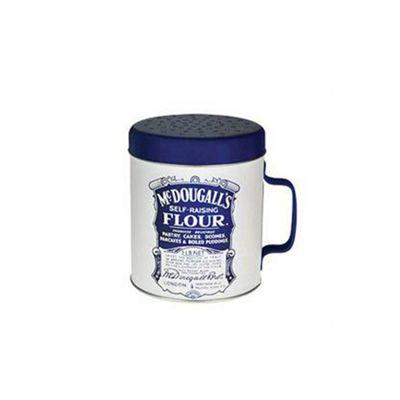 Robert Opie McDougalls Flour Shaker Retro Tin
