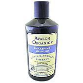 Avalon Organics Biotin B-Complex Therapy Thickening Shampoo 414ml