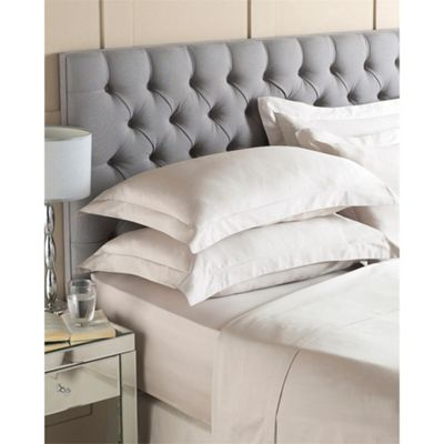 Riva Home Egyptian 400 Thread Count Taupe Flat Sheet - Single