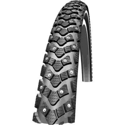 Schwalbe Marathon Winter Tyre: 26 x 1.75 Reflex Wired. HS 396, 47-559, Performance Line, Kevlar Guard