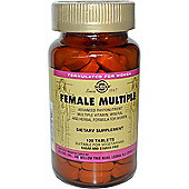 Solgar Female Multiple Tablets 120