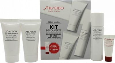 Shiseido Ultimune Gift Set - 4 Pieces