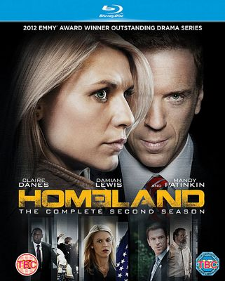 Homeland Season 2 - Blu-Ray