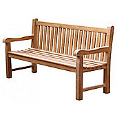 Classic Teak Garden Bench - 150cm