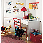 Childrens Wall Stickers - Planes