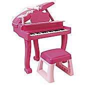 Carousel Pink Let's Play Pink Grand Piano