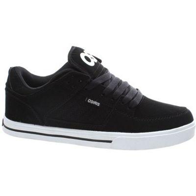 Osiris Protocol Black/Black/White Shoe