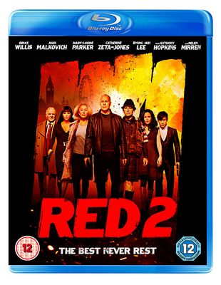 Red 2 - Blu-Ray