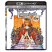 Labyrinth: 30th Anniversary Edition 4K Ultra HD