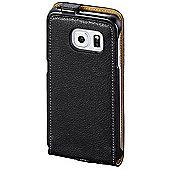 "Hama Smart Case 5.1"" Flip Brown White f/Samsung Galaxy S6 edge Phone for"