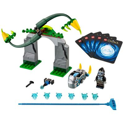 LEGO Legends of Chima Speedorz Whirling Vines 70109