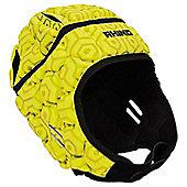 Rhino Rugby Pro Headguard / Scrum Cap - Junior Yellow - Yellow