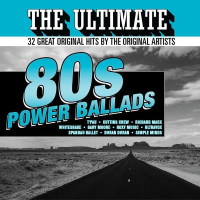 The Ultimate Hits - 80's Power Ballads