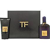 Tom Ford Velvet Orchid Gift Set 50ml EDP + 75ml Hydrating Emulsion For Women