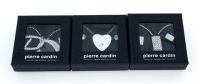Pierre Cardin Ladies Jewellery - 3 Necklaces & Earrings Gift Set - PXX0091S