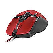 SPEEDLINK Kudos Z-9 8200dpi Laser Gaming Mouse - Red/Black