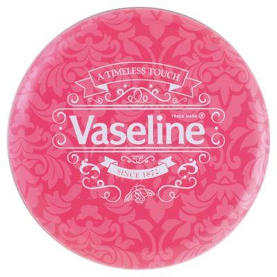 Vaseline Pink Crest Lip Tin Gift Set