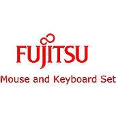 Fujitsu LX390 RF Wireless Black Keyboard Set