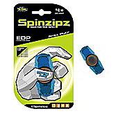 Spinzipz Fidget Spinner - Blue
