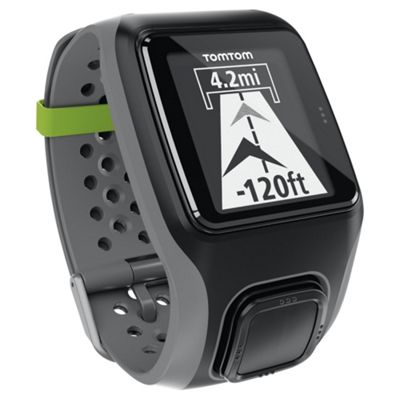 TomTom Multi-Sport GPS Watch - Dark Grey