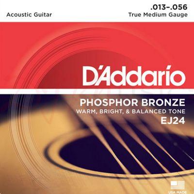 D'Addario 13-56 Acoustic Guitar Strings