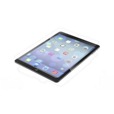 Zagg invisibleSHIELD full body for iPad Air 5 front and back screen protector wet apply