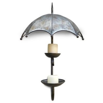 Decorative Umbrella Feature for Home or Garden