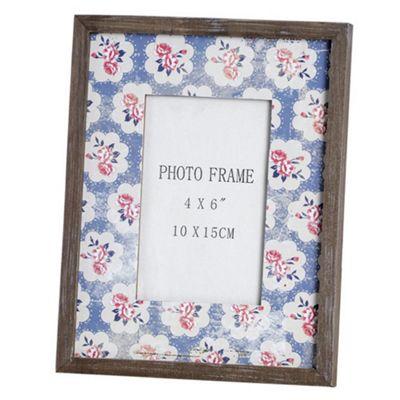 Photo Frame, Floral