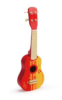 Hape Guitar - Red