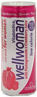 Vitabiotics Wellwoman Drink - 250ml