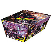 Crescendo 58 Shot Firework