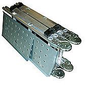 Maplin 4x3-Step Multi-Function Folding Ladder with Platform